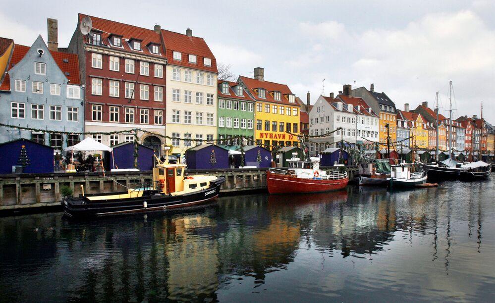 Danimarka'nın başkenti Kopenhag da 8. sırada yer aldı.