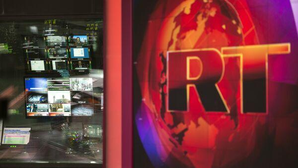 Russia Today - RT - Sputnik Türkiye