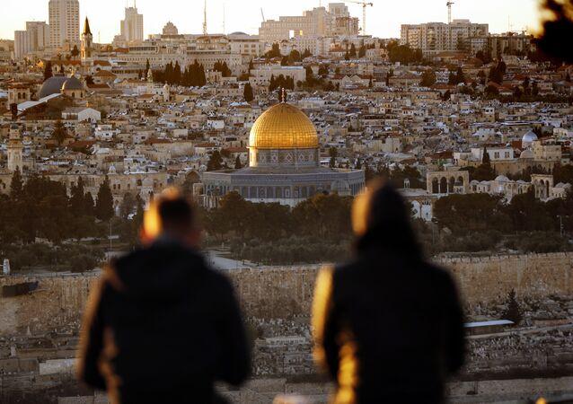Doğu Kudüs / Kubbet-üs Sahra