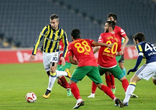 Fenerbahçe - Amed Sportif Faaliyetler