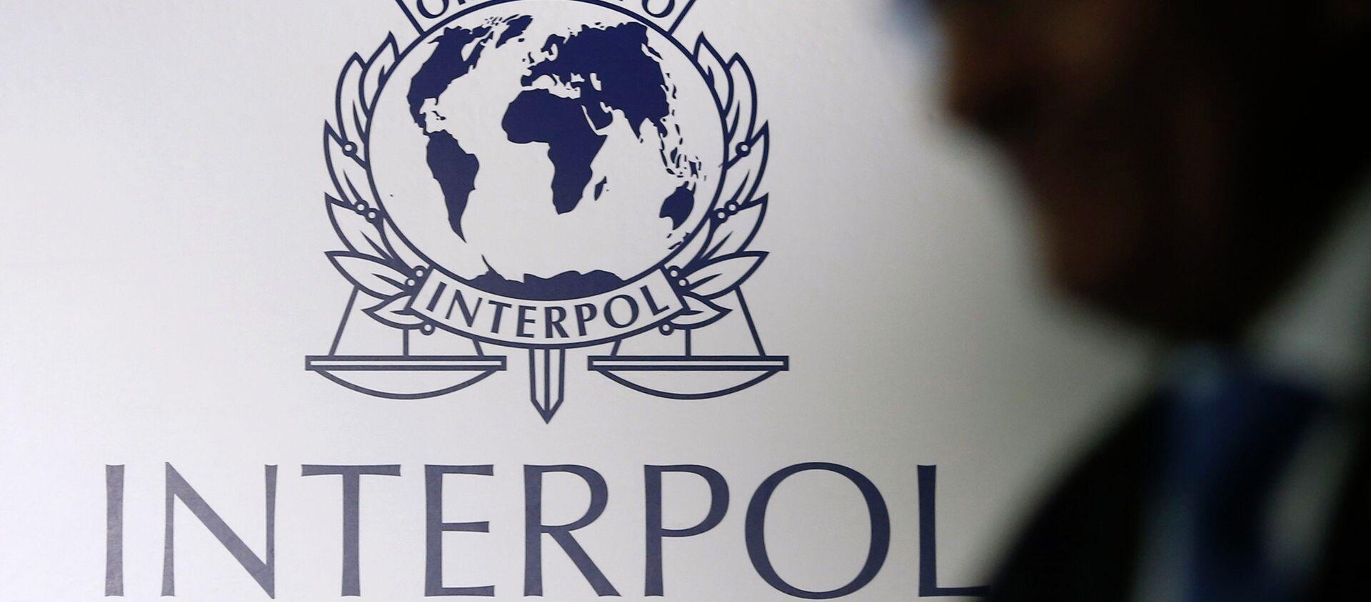 Interpol - Sputnik Türkiye, 1920, 04.03.2021