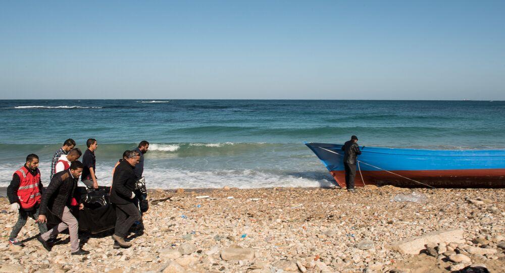 Libya- sığınmacı