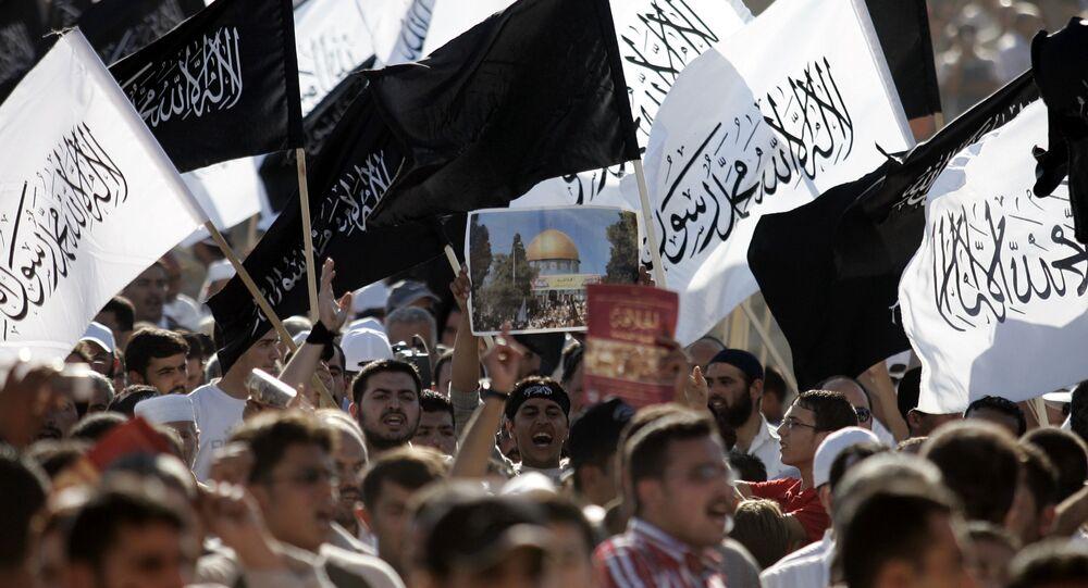 Hizb-ut Tahrir destekçileri (Filistin)