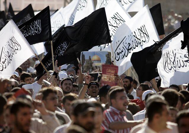 Hizb-ut Tahrir destekçileri