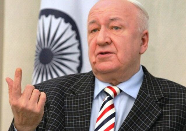 Rusya'nın Hindistan Büyükelçisi Aleksandr Kadakin