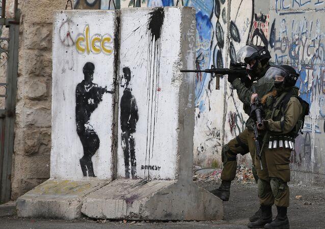 İsrail askeri / Batı Şeria - Beytüllahim