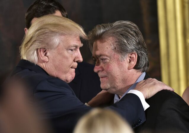 Donald Trump - Stephen Bannon