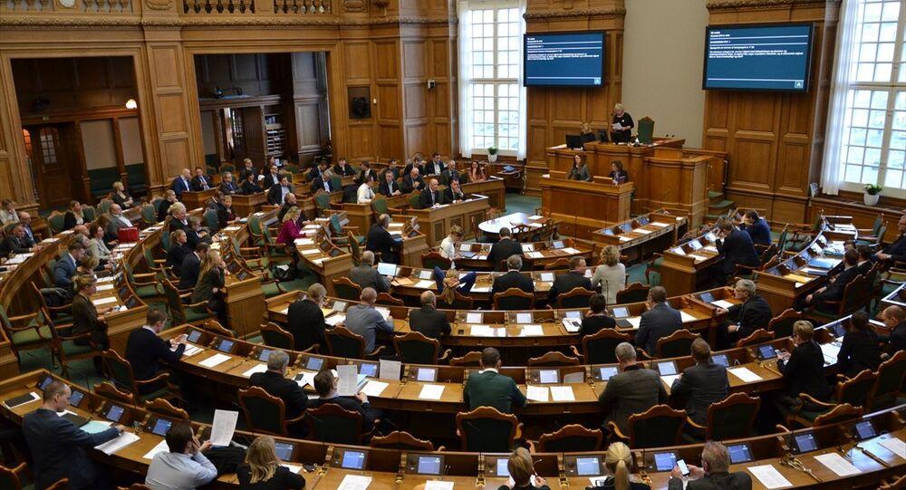Danimarka Parlamentosu Folketing