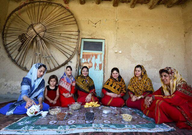 İranlı türkmenlerin yaşamı ve gelenekleri