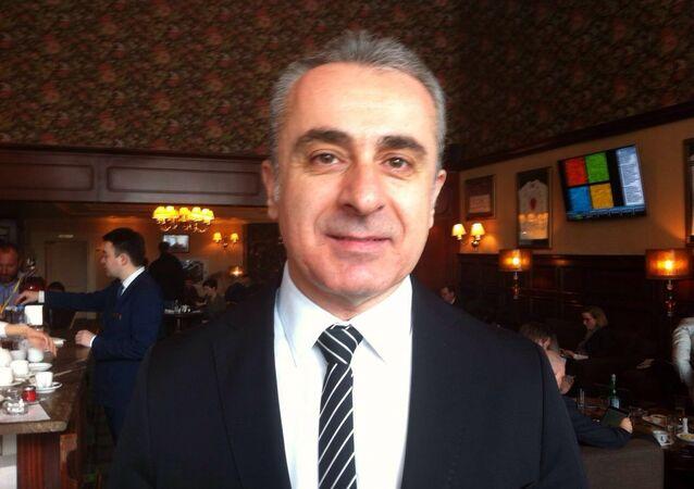 Rixos Astana Oteli Genel Müdürü Tansel Tercan