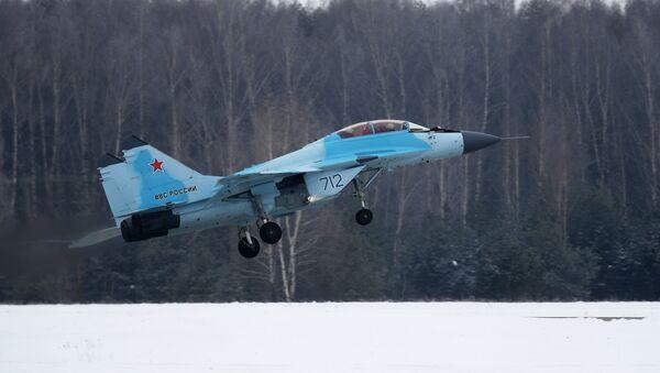 MiG-35 - Sputnik Türkiye