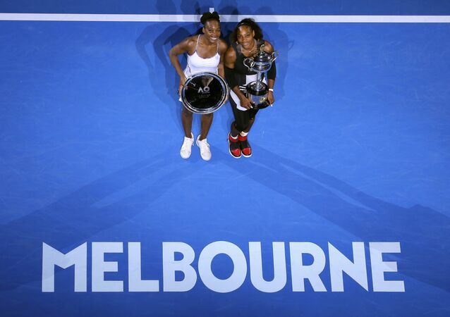 Serena Williams- Venus Williams