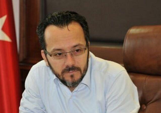 Adnan Menderes Üniversitesi Rektörü Prof. Dr. Cavit Bircan