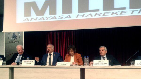 Milli Anayasa Hareketi - Sputnik Türkiye