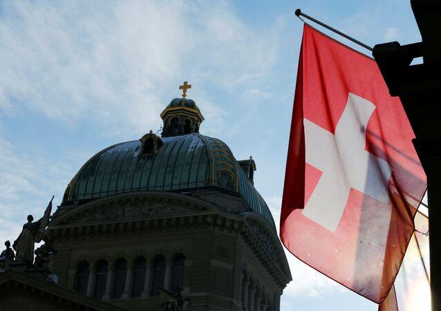 İsviçre / Bern / Federal Saray