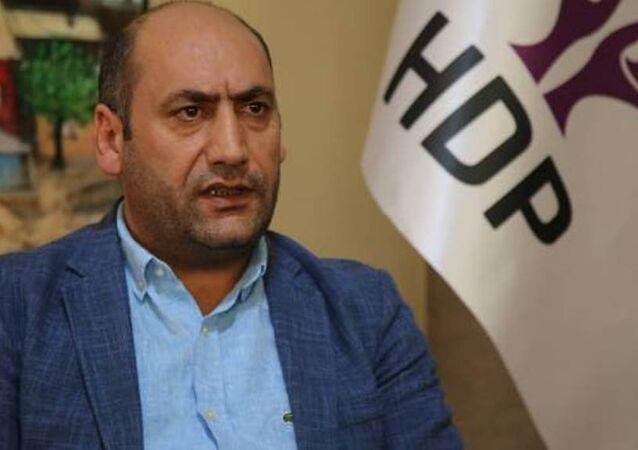 HDP Van Milletvekili Nadi̇r Yıldırım