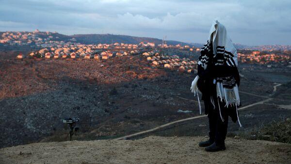 İsrail - Yasadışı yerleşim yerleri - Sputnik Türkiye