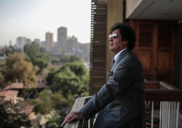 Libya'nın devrik lideri Muammar Kaddafi'nin kuzeni Ahmet Kaddafi