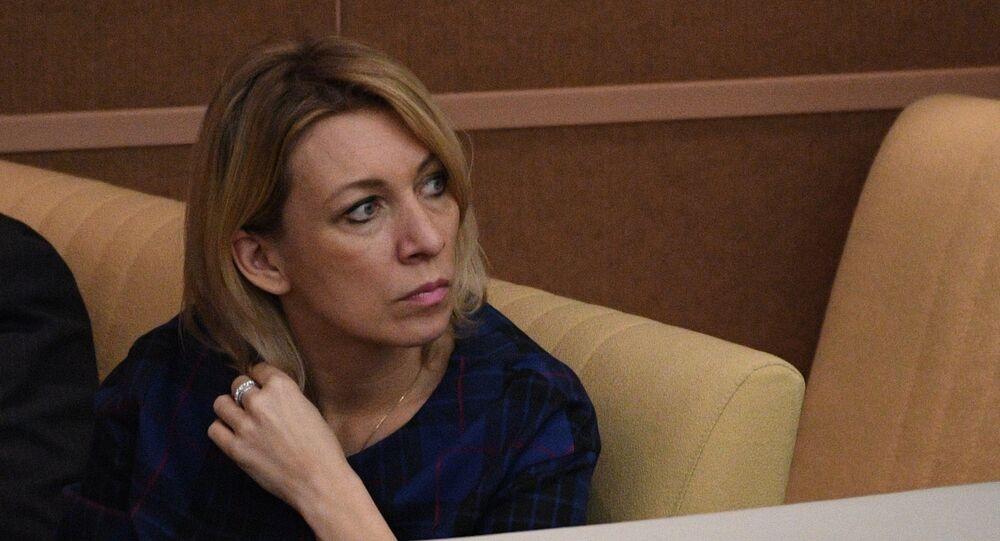 Mariya Zaharova / Duma