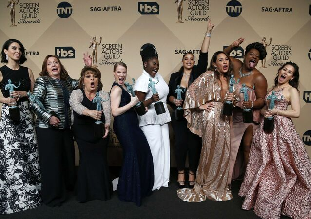ABD Film Oyuncuları Birliği ödül töreni