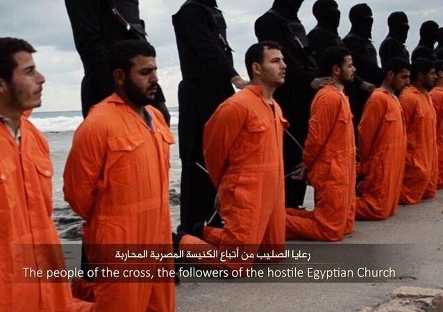 IŞİD infaz ediyor