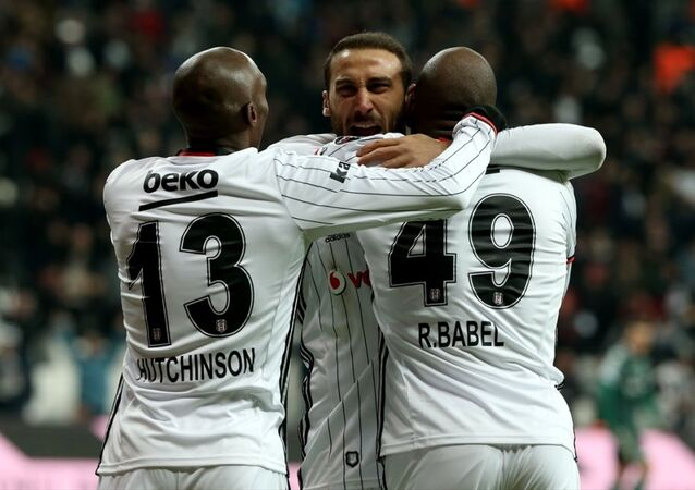 Beşiktaş- Atiker Konyaspor
