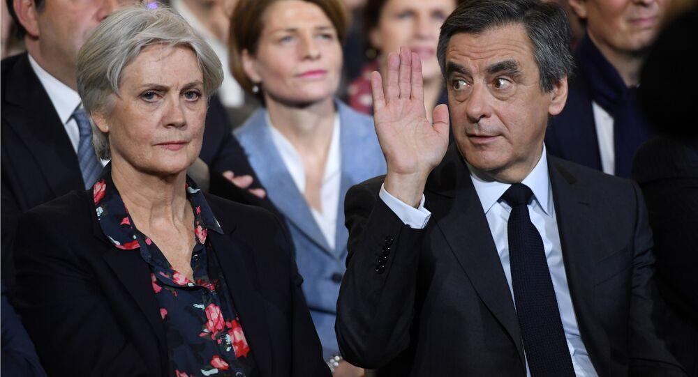 François Fillon - Penelope Fillon