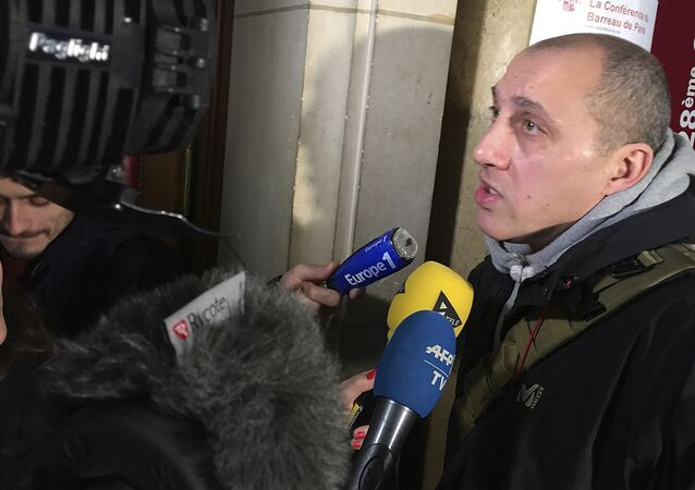 Örümcek Adam lakaplı Fransız hırsız Vjeran Tomic