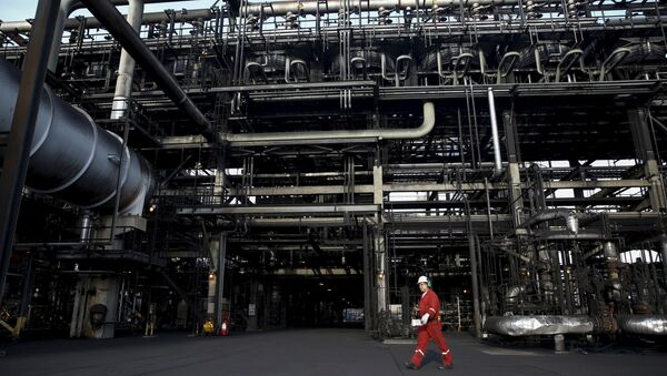 Venezüella petrol - Sputnik Türkiye