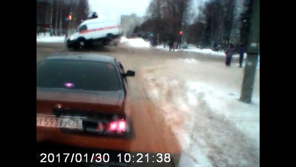 Rusya'da trafik kazası - Sputnik Türkiye