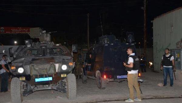Ağrı cezaevi saldırı - Sputnik Türkiye