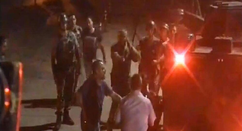 İncirlik'teki darbecilere polis engeli kameralarda