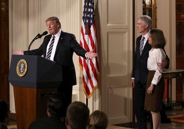 Donald Trump - Neil Gorsuch