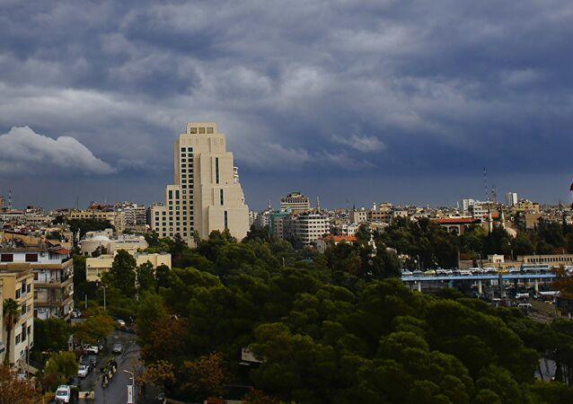 Suriye- Şam