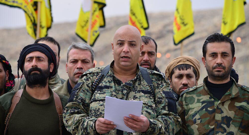 DSG Sözcüsü Talal Sülo