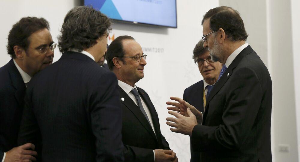 AB Liderleri Malta Zirvesi