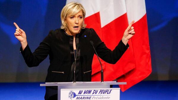 Marine Le Pen - Sputnik Türkiye