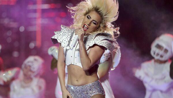Lady Gaga Superbowl performansı - Sputnik Türkiye