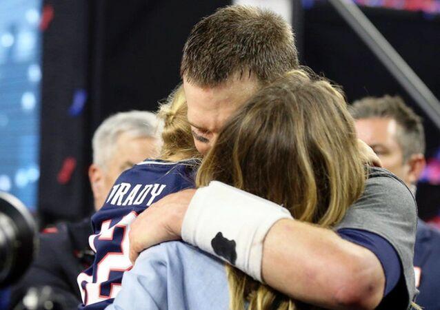 Tom Brady ve Gisele Bündchen
