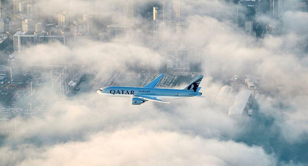 Katar Havayolları / Doha-Auckland arası en uzun uçuş