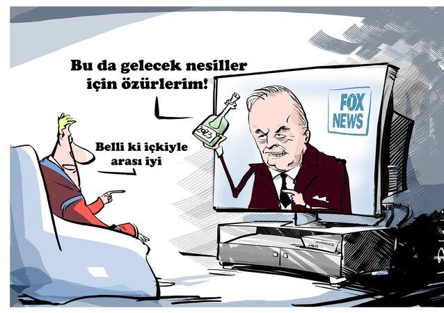 Fox News sunucusu O Reilly Putin'den özür dilemeyecek