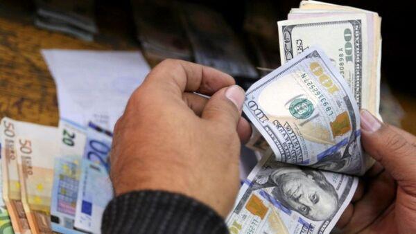 Dolar - euro - Sputnik Türkiye