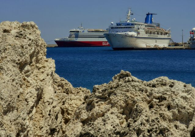 Cruise- Yolcu gemisi