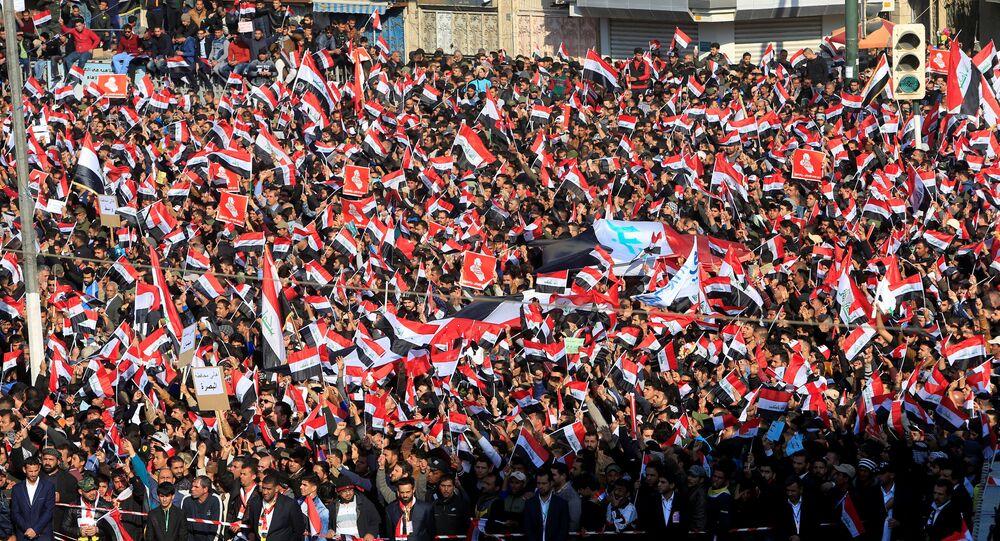 Bağdat- Mukteda el Sadr