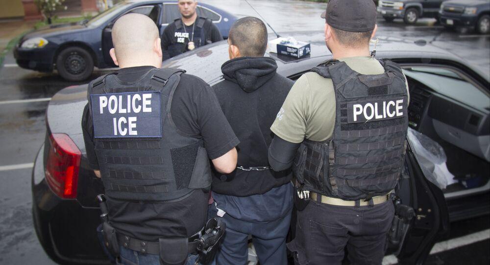 ABD'de kaçak göçmenlere operasyon
