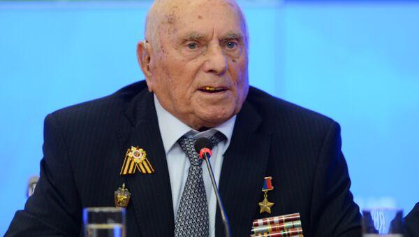 Efsanevi Sovyet ajanı Aleksey Botyan - Sputnik Türkiye
