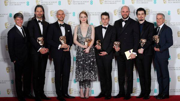 La La Land - BAFTA - Sputnik Türkiye