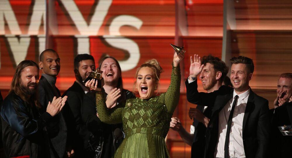 59. Grammy Ödülleri - Adele