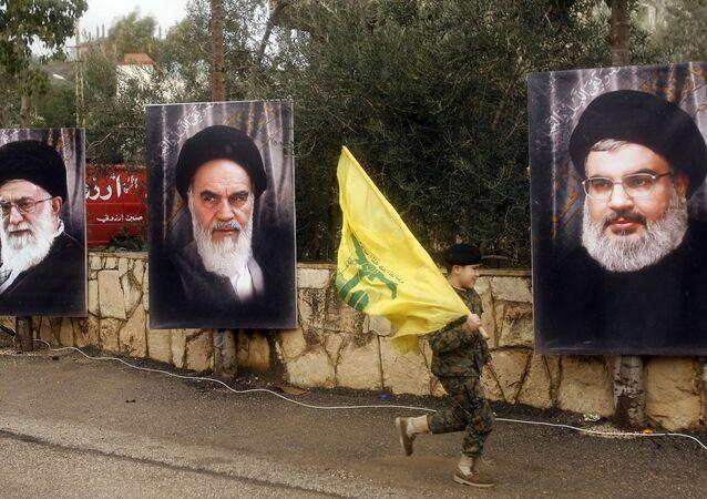 Hizbullah / Hasan Nasrallah - Ali Hamaney - Ruhullah Humeyni