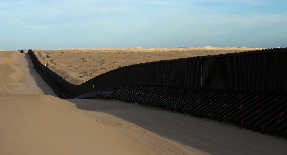 Kaliforniya / ABD - Meksika sınırı